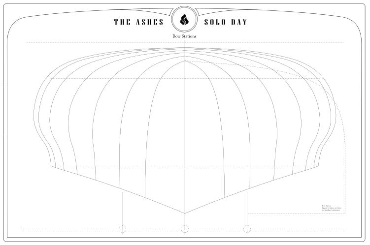 Solo Canoe Minimalist Design Page 2 Boat Design Forums