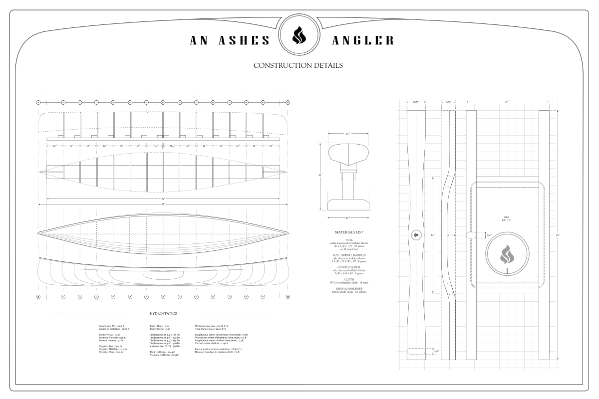 Angler's Special – Construction Details