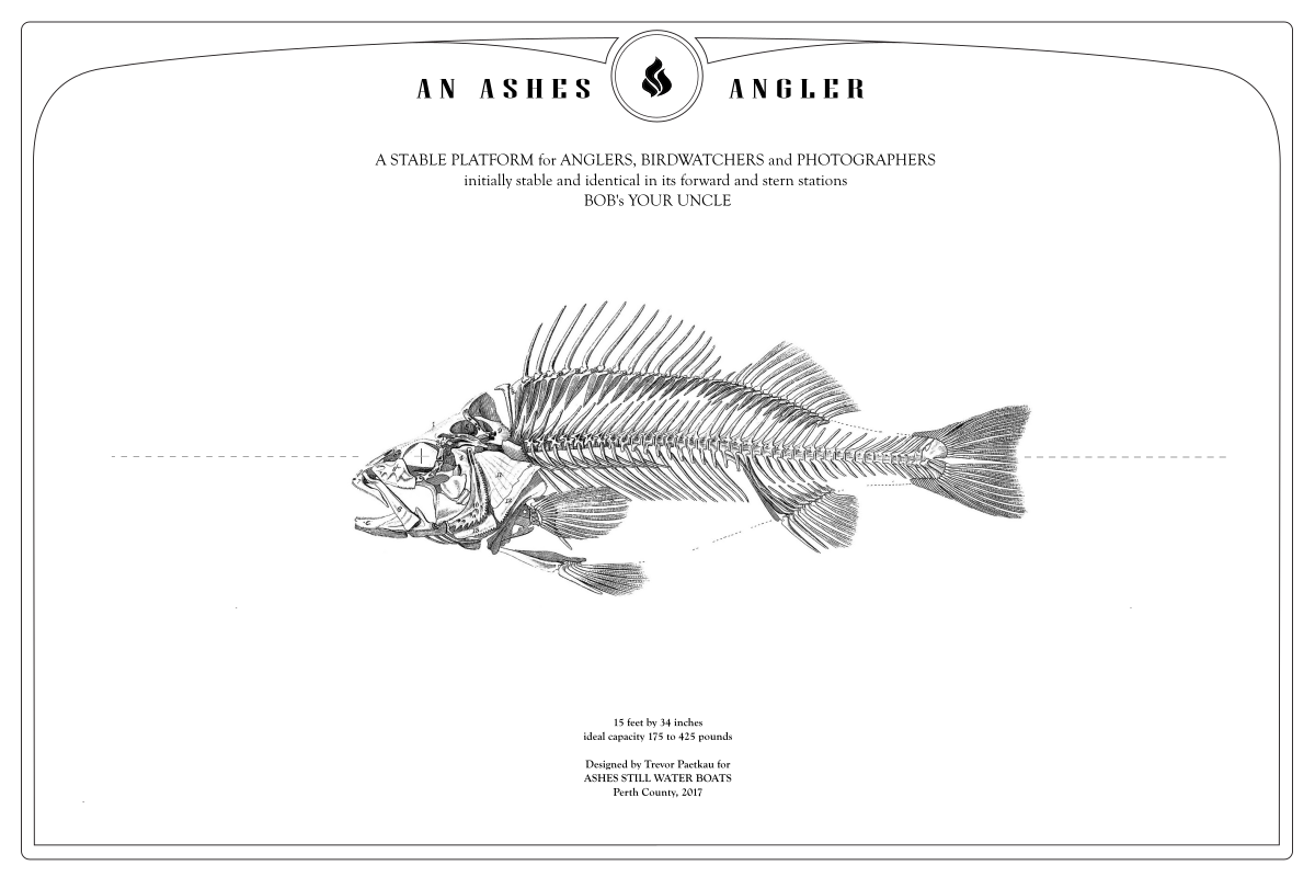 Angler's Special – Cover