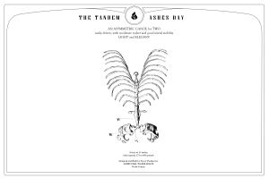 Canoe Plans - Tandem Day