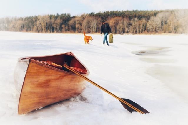 Anglers Trip – Strip Canoe