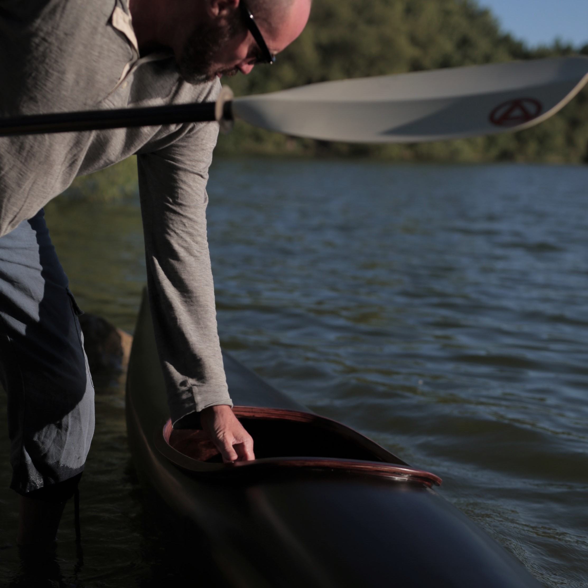 Sea Kayak from Ashes – 17′