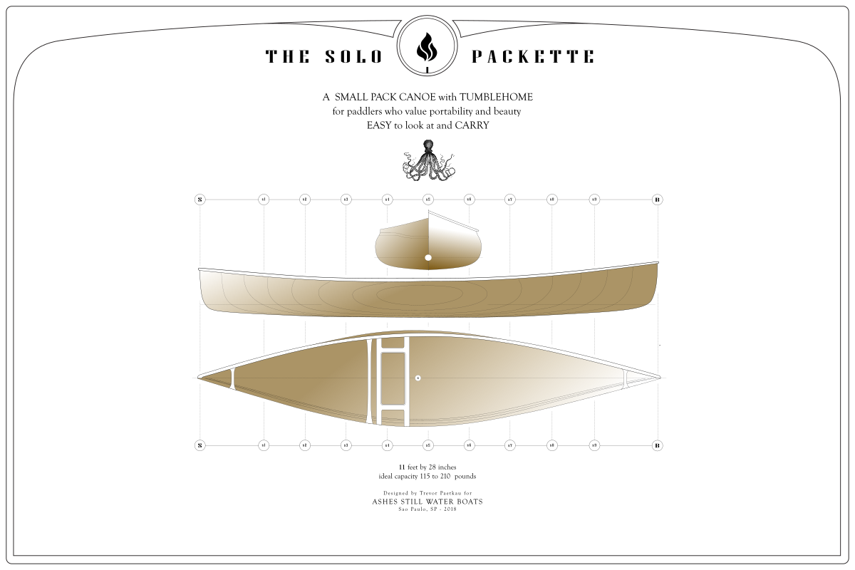 Solo Packette – Lines Plan