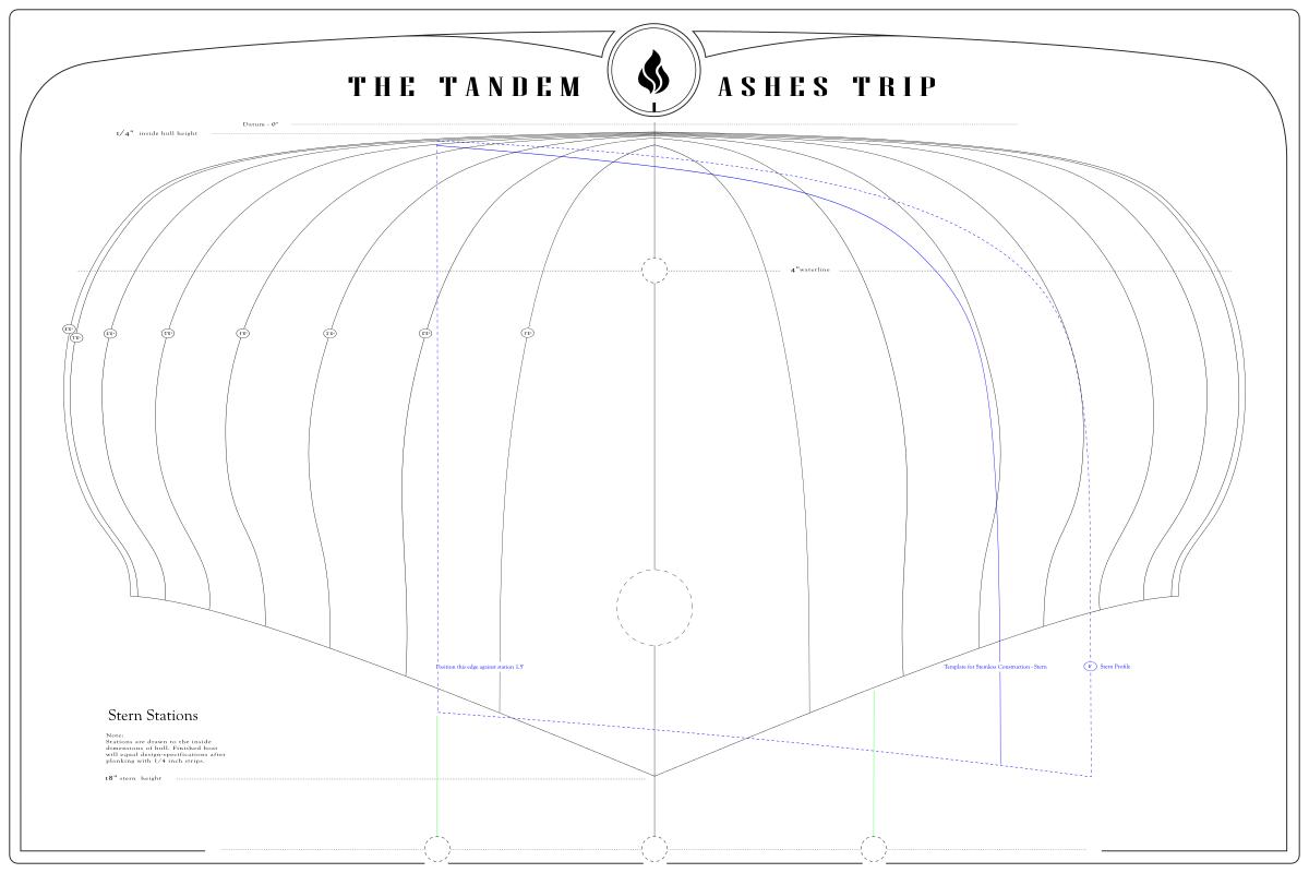 Tandem Trip – Stations – Stern