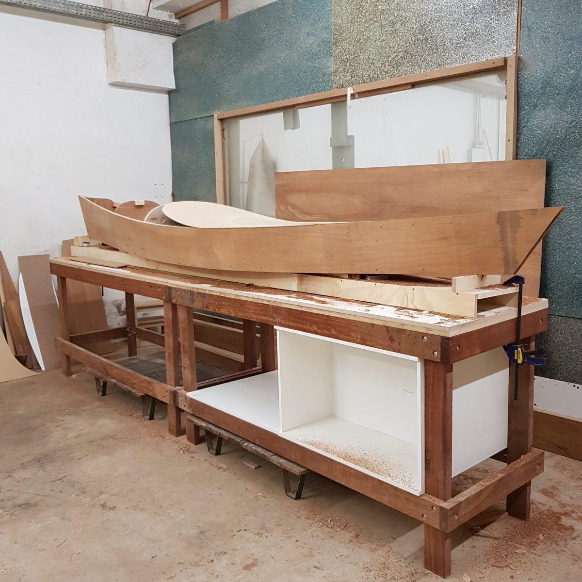 Kayak Plans – Building a Plywood Kayak