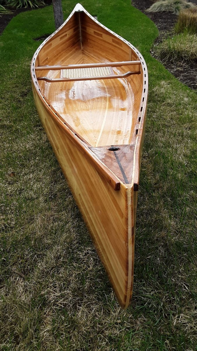 Anglers Pack – Built by Glenn Town – Plans from Ashes Still Water Boats